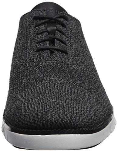 Mens Haan Cole Zerogrand Knit Winterized Oxford Multi / Nero / Magnete / Bianco