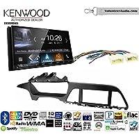 Volunteer Audio Kenwood DDX9904S Double Din Radio Install Kit with Apple CarPlay Android Auto Bluetooth Fits 2015-2017 Hyundai Sonata