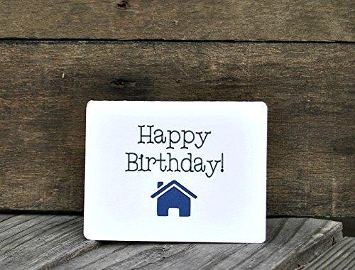 Amazon Happy Birthday Realtor Card Set Real Estate Cards