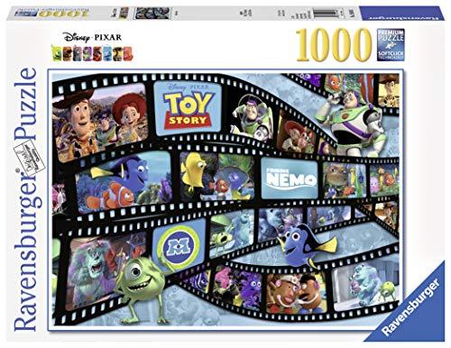 Ravensburger Disney-Pixar: Movie Reel 1000 Piece Jigsaw Puzzle