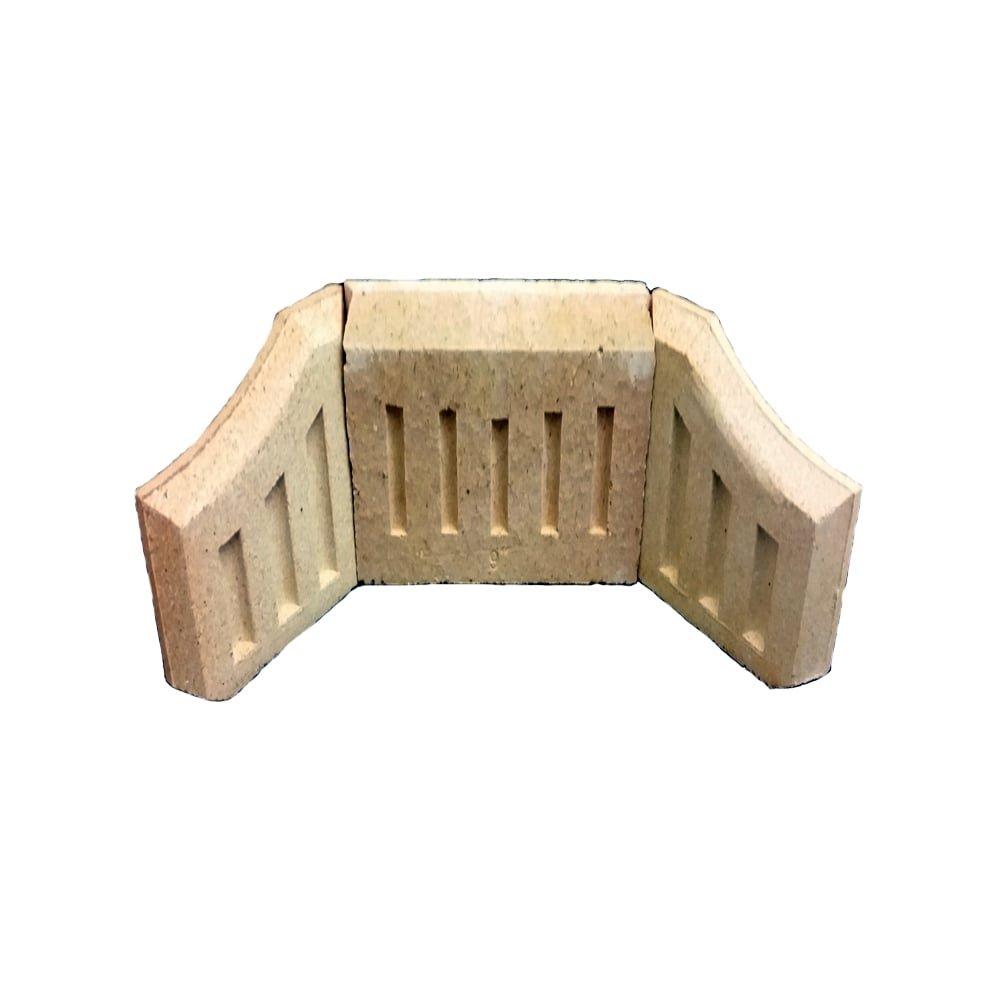 Inglenook Fire Brick Set - Coal & Log Saver 16'