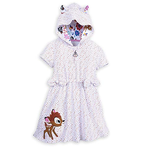 - Disney Bambi Swim Cover Up for Girls Furrytale Friends - Size 3T
