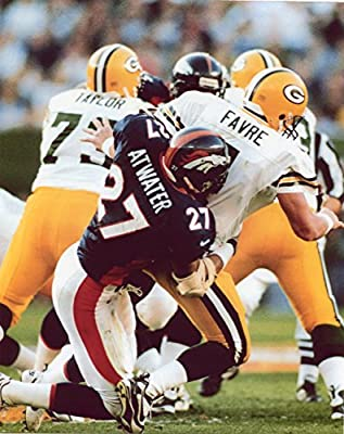 Steve Atwater Denver Broncos 8x10 Sports Action Photo (pl)
