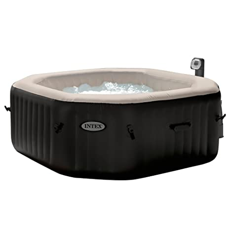 Intex 28456 - Spa hinchable Jet y Burbujas octogonal 1.098 litros