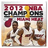 Miami Heat 2012 NBA Finals Champions Micro Fiber 16x16 Collector Towel