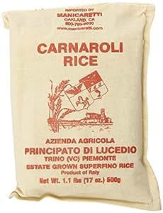 Principato Di Lucedio Carnaroli Rice, 1.1 Pound