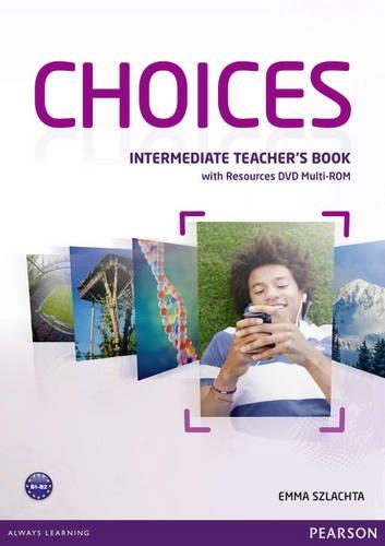 Choices Intermediate Teacher's Book & Multi-ROM Pack ebook
