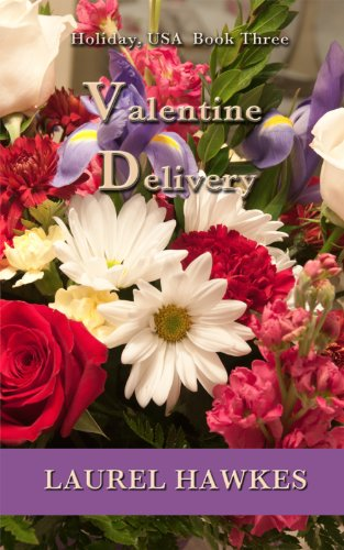 Valentine Delivery (Holiday, USA Book 3)