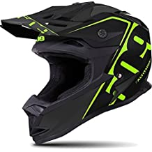 509 Altitude Helmet - Matte Lime (MD) by 509