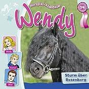 Sturm über Rosenborg (Wendy 54) | Nelly Sand