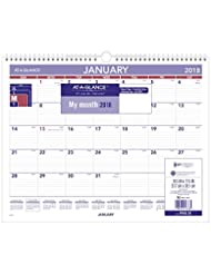 AT-A-GLANCE Monthly Wall Calendar, January 2018 - December 20...