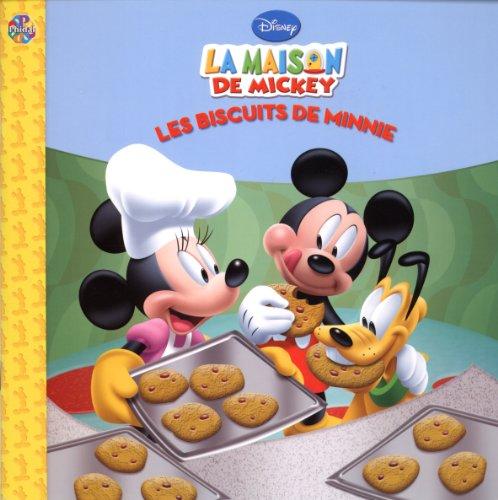 La maison de Mickey : Les biscuits de Minnie