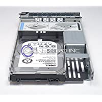 DELL ORIGINAL 600GB 15K SAS 2.5-3.5 ADAPTER 6Gb/s HARD DRIVE HYBRID KIT