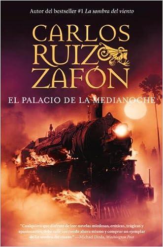 El Palacio De La Medianoche Trilogia De La Niebla Zafon Carlos Ruiz Books
