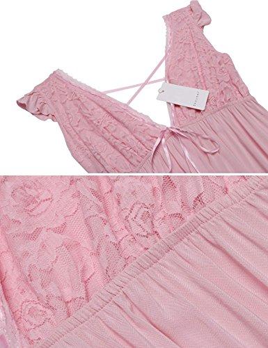 Camicia Rose da Scallop Donna notte TdA4Uq4w