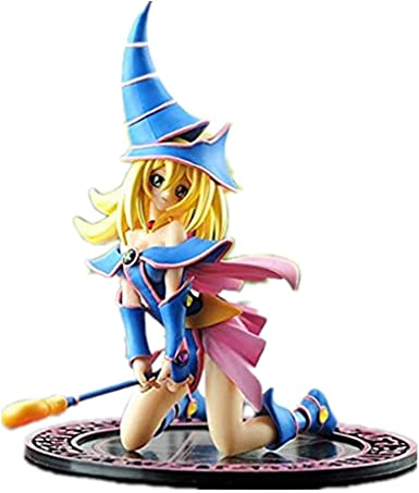 Furyu Yu-Gi-Oh The Dark Side Of Dimensions Dark Magician Girl Figure