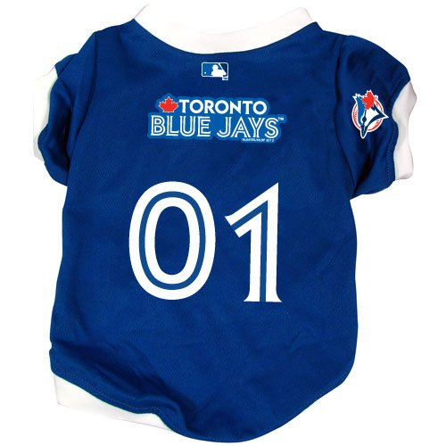 MLB Toronto Blue Jays Pet Jersey,  Medium
