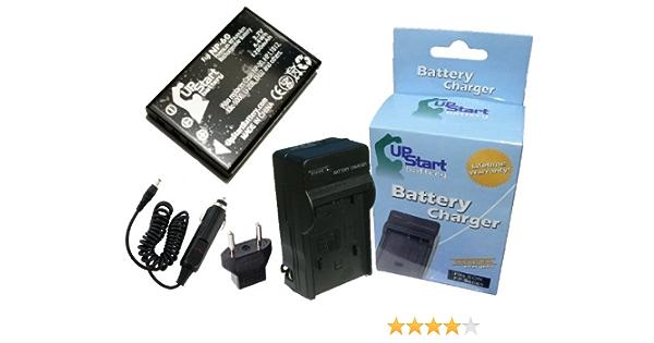 Compatible with Yaesu FNB-82LI Digital Camera Batteries and Chargers 1200mAh 3.7V Lithium-Ion Replacement for Yaesu FNB-82LI Battery and Charger