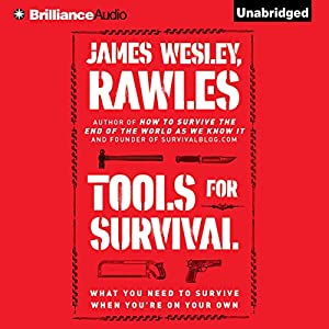 Tools for Survival Audiobook