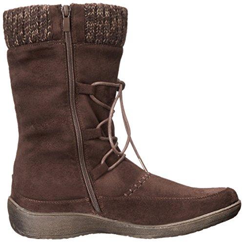Boot Chocolate Chloe Women's Chief Western Winter Chloe qpAgaPA4w
