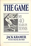 The Game, Jack Kramer and Frank Deford, 0399123369
