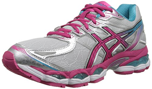 Asics Gel Evate 3 Mujer US 9.5 Gris Zapato para Correr EU 41,5
