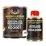 House of Kolor KD3001 Black Epoxy Surfacer Sealer Gallon KIT