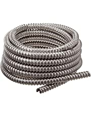 Southwire 55082121 25-Feet 1/2-Inch Alflex-Type RWA Reduced Wall Metal Aluminum Flexible Conduit
