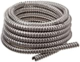 Southwire 55082121 25-Feet 1/2-Inch Alflex-Type RWA Reduced Wall Aluminum Flexible Metal Conduit