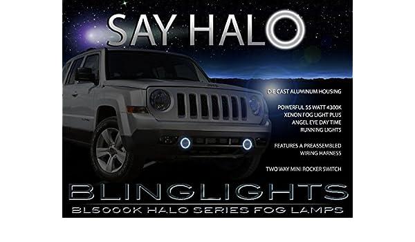 Jeep Liberty Fog Light Wiring Harness on
