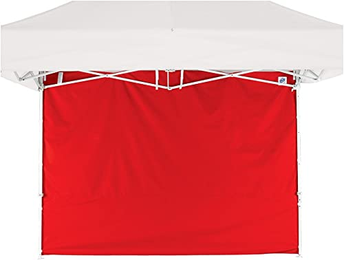 E-Z UP Eclipse 8 Sidewall, Red, Truss Clips