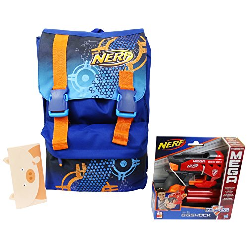 nerf-expandable-school-backpack-blue-with-handle-a-free-gift-included