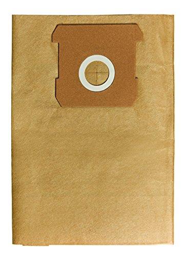 Einhell Schmutzfangsack 12 l, 5-teilig, für Nass-Trockensauger