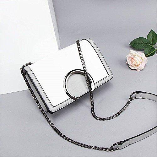 Sjmmbb Maiden Chain Bag Single Inclined Shoulder Bag, B1 C1,140x205x90mm