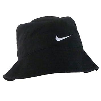 NIKE BUCKET HAT CAP - BLACK - UNISEX - MENS WOMENS - SIZE M L   L XL -  566609 (L XL - Adults)  Amazon.co.uk  Sports   Outdoors aff174ac952