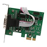 IO Crest 2 Port PCI Express 1.0 X 1 to Industrial