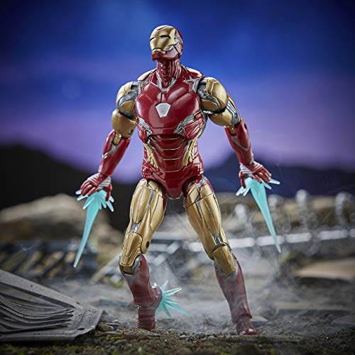 Vision Marvel Avengers Legends Comic Heroes 7in Action Figure Kid Child Gift Toy