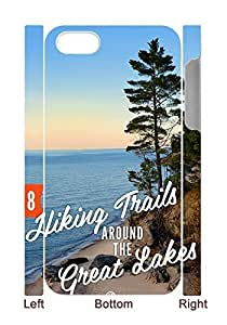 Around the lakes Hard Snap on Phone Case (iphone4S(3D))