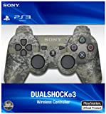 PlayStation 3 Dualshock 3 Wireless Controller (Urban Camouflage) - Playstation 3