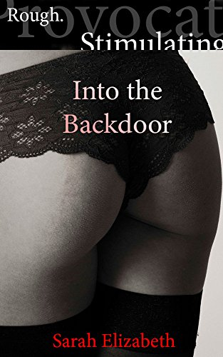 Into the Backdoor: Rough, Provocative, Stimulating Erotic fantasy for adults  only.