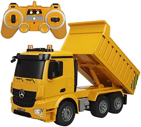 fisca Authorized Mercedes Benz Construction Simulation product image