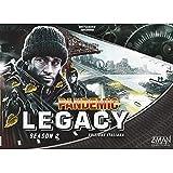 Asmodee Pandemic Legacy: Season 2 (Scatola Nera) - Italiano