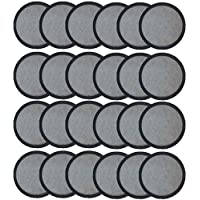 Premium Replacement Charcoal Water Filter Disk for Mr. Coffee Machines (24)
