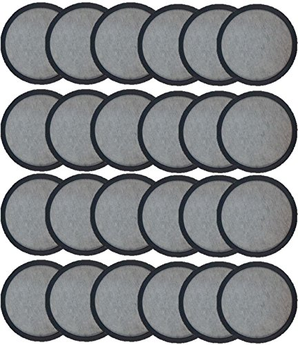Premium Replacement Charcoal Water Filter Disk for Mr. Coffee Machines (24) by Premium Filters Direct (Image #5)