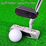 YEVIOR Black Golf Putter Laser Pointer Putting