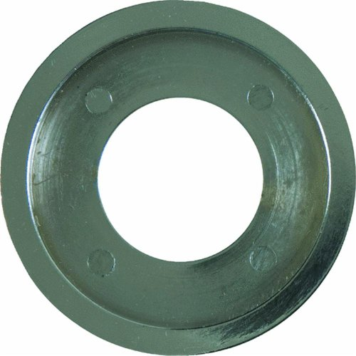Decorative Log Lighter Gas Valve Flange Ring - Pol Chrome Canterbury Enterprise