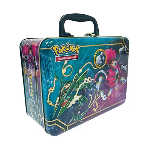 Pokemon Collector Chest 2015 Treasure Chest Packed with 19 Pokemon Treasures (Treasure Chest Card Box)