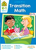 img - for School Zone - Transition Math K-1 Deluxe Edition Workbook, Kindergarten through First Grade, Ages 5 to 7, Comparing Numbers, Numbers 0-20, Patterns, and More book / textbook / text book
