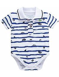 Baby Boy Short Sleeve Onesie Jumpusit Clothes Ropa Para Bebes Niños