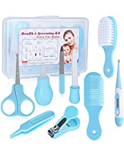 VolksRose Baby Healthcare and Grooming Kit for Nursery Newborn Infant Girls Boys Keep Clean